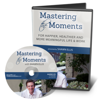 Mastering the Moments Audio CD